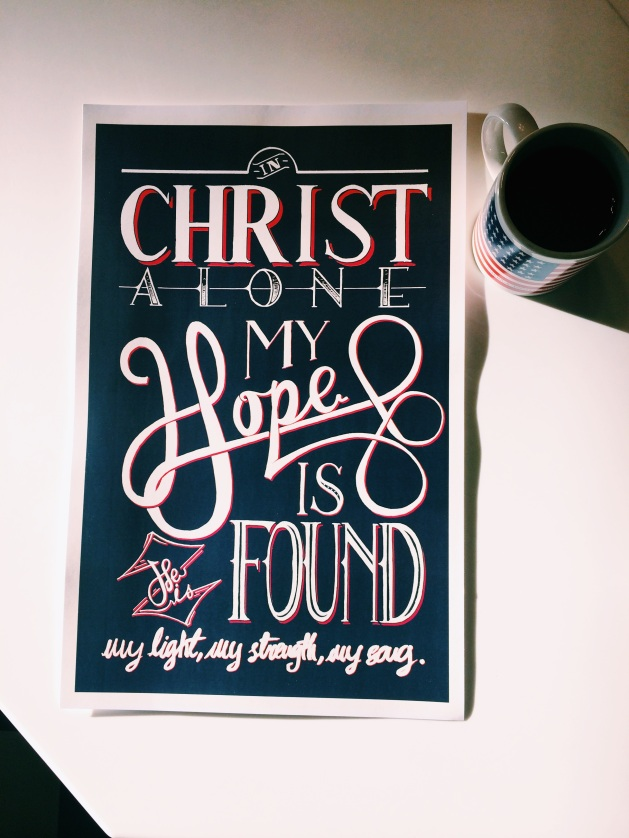 """""""Hope"""" Print"""